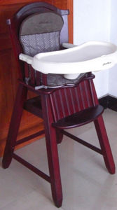 High/Feeding Chair (EEHC003-R)