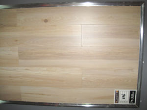 HDF Wood Laminate Flooring of Click System (616) pictures & photos
