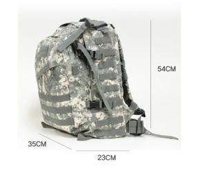 High Quality Military and Tactical 3day Backpack pictures & photos