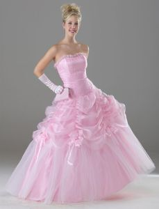 Pink Ballprom Dress And Ballprom Gown(Ballprom021)
