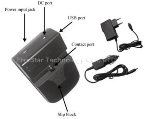 Universal Charger (Digital Camera charger/Camcorder charger/Mobile Phone charger/Camera Battery charger)