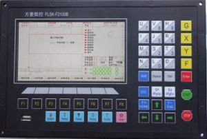 China 2 Axis Cnc Controller For Plasma Cutting Flame Cutter Precision F2100b China Cnc Cutting