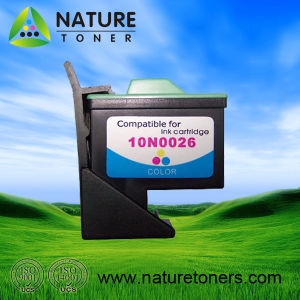Compatible Ink Cartridge 10n0016, 10n0026 for Lexmark Printer pictures & photos