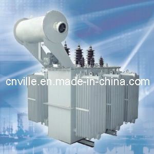 Distribution Transformer/Power Substation pictures & photos