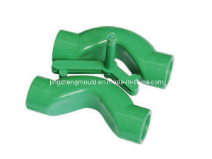 Plastic Injection PPR Pipe Fitting Mould pictures & photos