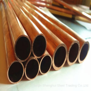 Premium Quality Copper Tube (C12100) pictures & photos