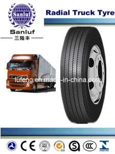 Radial Truck Tire (13R22.50) with DOT, ECE Certificate