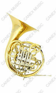 French Horn / 4-Key Double French Horn (FH-46L) pictures & photos