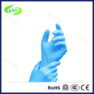 China Manufacturer Disposable Cheap Bulk Nitrile Glove pictures & photos
