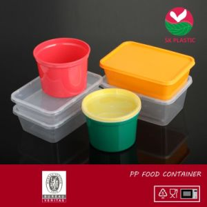 PP Food Container pictures & photos