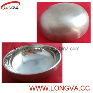 Stainless Steel Sanitary Tube End Cap pictures & photos