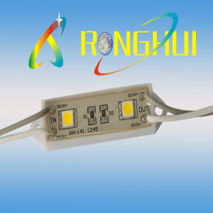 Waterproof Backlight 2PCS 5050 SMD LED Module (RH-F1245X2SMD-5050)