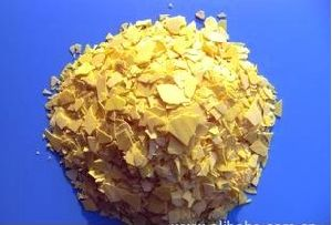 Sodium Sulphide Yellow Flakes (Na2S) pictures & photos