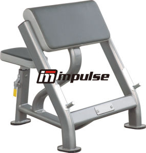 Seated Arm Curl, Biceps Machine, Fitness Equipment (IT7002)