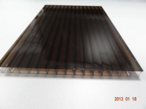 Thin Clear Plastic Sheet Insulated Roof Sheets Prices pictures & photos