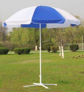 Wholesale 36inch 8K White Promotion Advertising Sun Garden Beach Umbrella