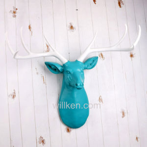 Large Size New Deer Head Wall Hang Hotel Decoration