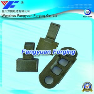 High Quality Hot Forging Link Plate for Excavator Parts pictures & photos
