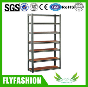 Full Strong Steel Cover Bookshelf (ST-31) pictures & photos