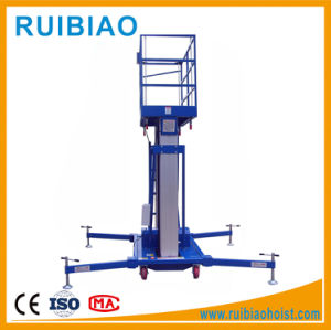 Scissor Aluminum Alloy Working Lift Platform with High Quantity pictures & photos