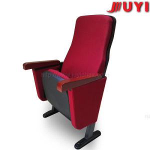 Jy-996m Lecture Cinema Aluminum Stadium Foldable Used Hot Selling Conference Church Theatre Seats Movie Price Auditorium Chairs pictures & photos