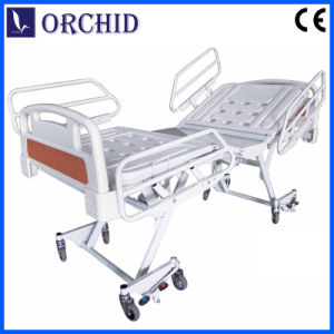 8 Castors Ultra-Low Electric Bed (BCZ07-VC)