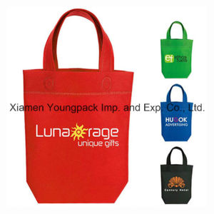Promotional Non-Woven Fabric Small Gift Tote Bag pictures & photos