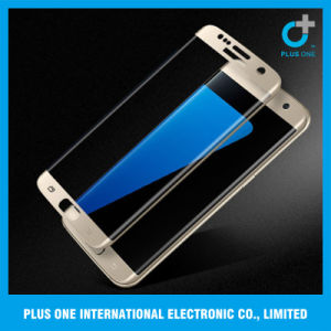 New Product Tempered Glass Screen Protector for Galaxy S7 Edge