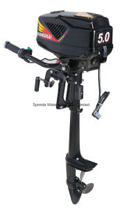 New Brushless 5.0HP Strong Power Electric Outboard Motor pictures & photos
