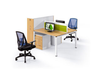 2 Person Face To Simple Office Workstation Desk