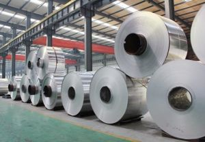Hot Rolled Aluminum Coil 8011 for Pot or Pan