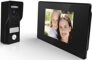 Touch Screen Video Door Phone pictures & photos