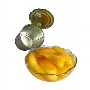 Yellow Peach in Tins with High Quality pictures & photos