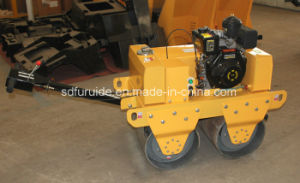 Reversible Mini Vibratory Tandem Road Roller with Ce (FYL-S600C) pictures & photos