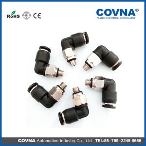 Spl3/8-01 Air Quick Connector Male Elbow Fittings