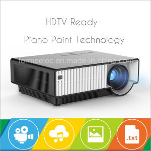 Big Power Home Theater Projector LED Projector 2800lumens pictures & photos