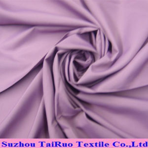 Lightweight Dyed Polyester Pongee Waterproof Fabric pictures & photos