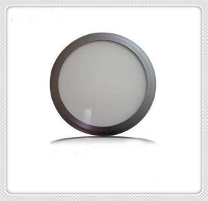 3W 4W 6W 9W 12W 18W Round LED Panel Light