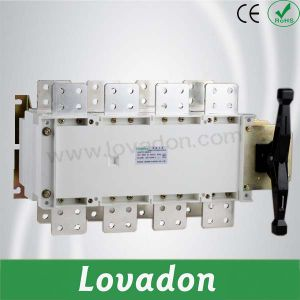 Hglz Series 1600A 400V 50Hz Load Isolation Switch pictures & photos