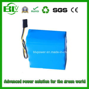 14.8V 20A 4s2p 4400mAh 5200mAh 6000mAh Li-ion Battery Pack pictures & photos