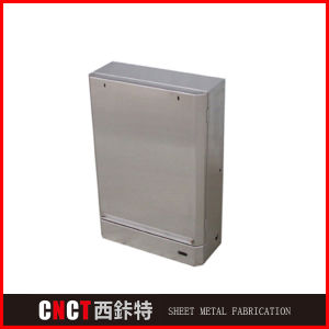 Professional Supplier Sheet Metal Hinged Lid Metal Box pictures & photos