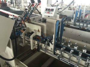 High Speed Automatic Paste Box Machine (SHH-800B) pictures & photos