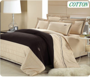 High Quality Pure Cotton Home/Hotel Bedding Set pictures & photos