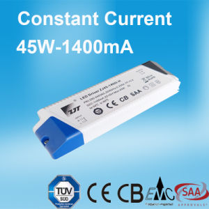 1.4A 22-33V Constant Current LED Power Supply with Ce