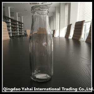 420ml Glass Storage Bottle with Clip Lid