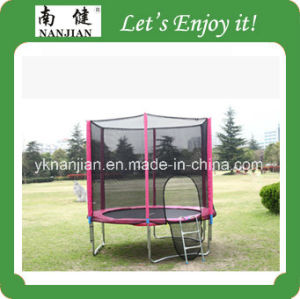10ft Trampoline Bed & Enclosure with GS CE Certificates for Kids and Adult pictures & photos