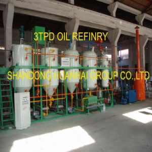 2tpd 3ptd 5tpd 6tpd 20tpd Oil Refinery Machine pictures & photos