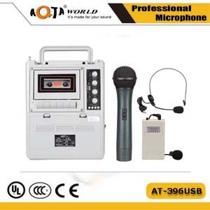 Portable Teaching Voice Amplifier with Multi Function