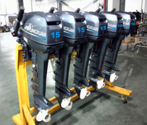 15HP 2 Stroke Outboard Motor (with CE Approved)