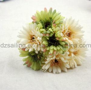 China 7 heads gerbera bouquet artificial flower used for decoration 7 heads gerbera bouquet artificial flower used for decoration sf16183a mightylinksfo
